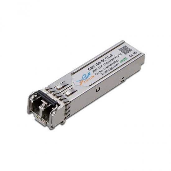 155M SFP FX 850nm 550M LC Optical Transceiver