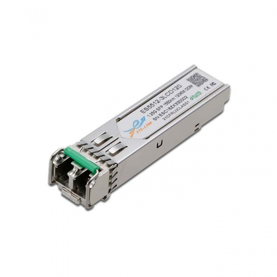 1.25G SFP ZX 1550nm 110KM LC Optical Transceiver