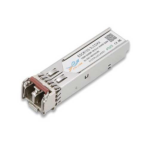 155M CWDM SFP 80KM LC Optical Transceiver