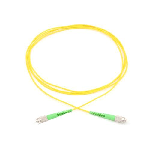 FC/APC-FC/APC Fiber Patch Cable